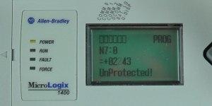 MicroLogix-1400-LCD-Monitor-Menu-N7-0-sel-1