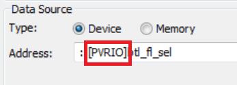 RIO PV to PV Plus Comms Import 4b