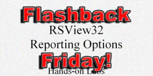 RSView32 Reporting FF-Fi
