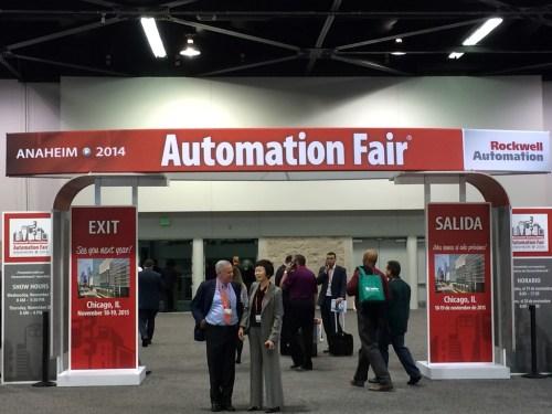 Automation Fair 2014 12 exit