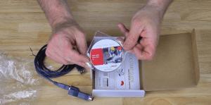 9300-USBS Install Disk
