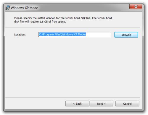 Windows XP Mode 08