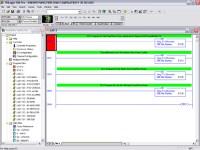 RSLogix 500 Program for PanelView Demo Compilation