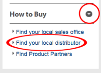 A-B How to buy find distributor
