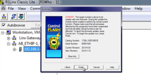 How-to-flash-CompactLogix-Firmware-over-Ethernet