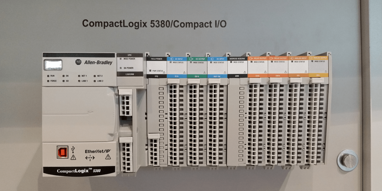 Rockwell's CompactLogix 5380 Press Release - The Automation Blog
