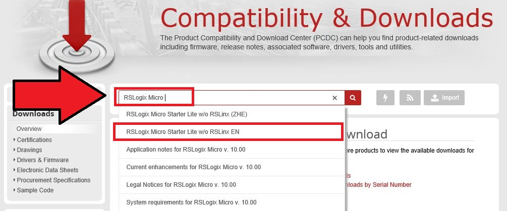 How to download RSLogix Micro, RSLinx, and Emulate for free (2019