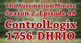 Episode 48 from Season 2 of The Automation Minute 1