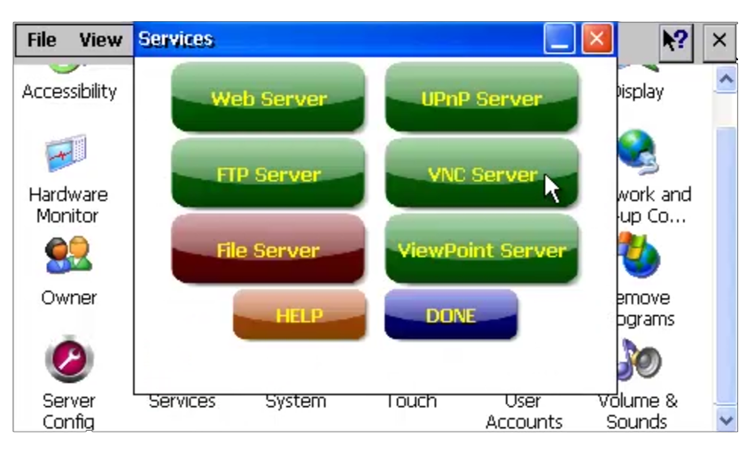 Enable and Use VNC on the PanelView Plus 7 - The Automation Blog