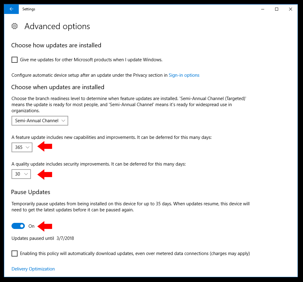 How to find, remove, and pause Windows updates impacting