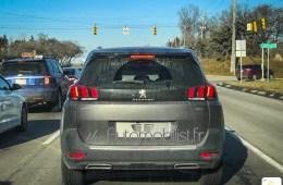 Peugeot 5008 aux Etats-Unis