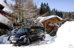 Mercedes Classe V 250d 7G-Tronic Family Edition One