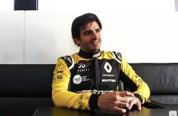 Interview Carlos Sainz