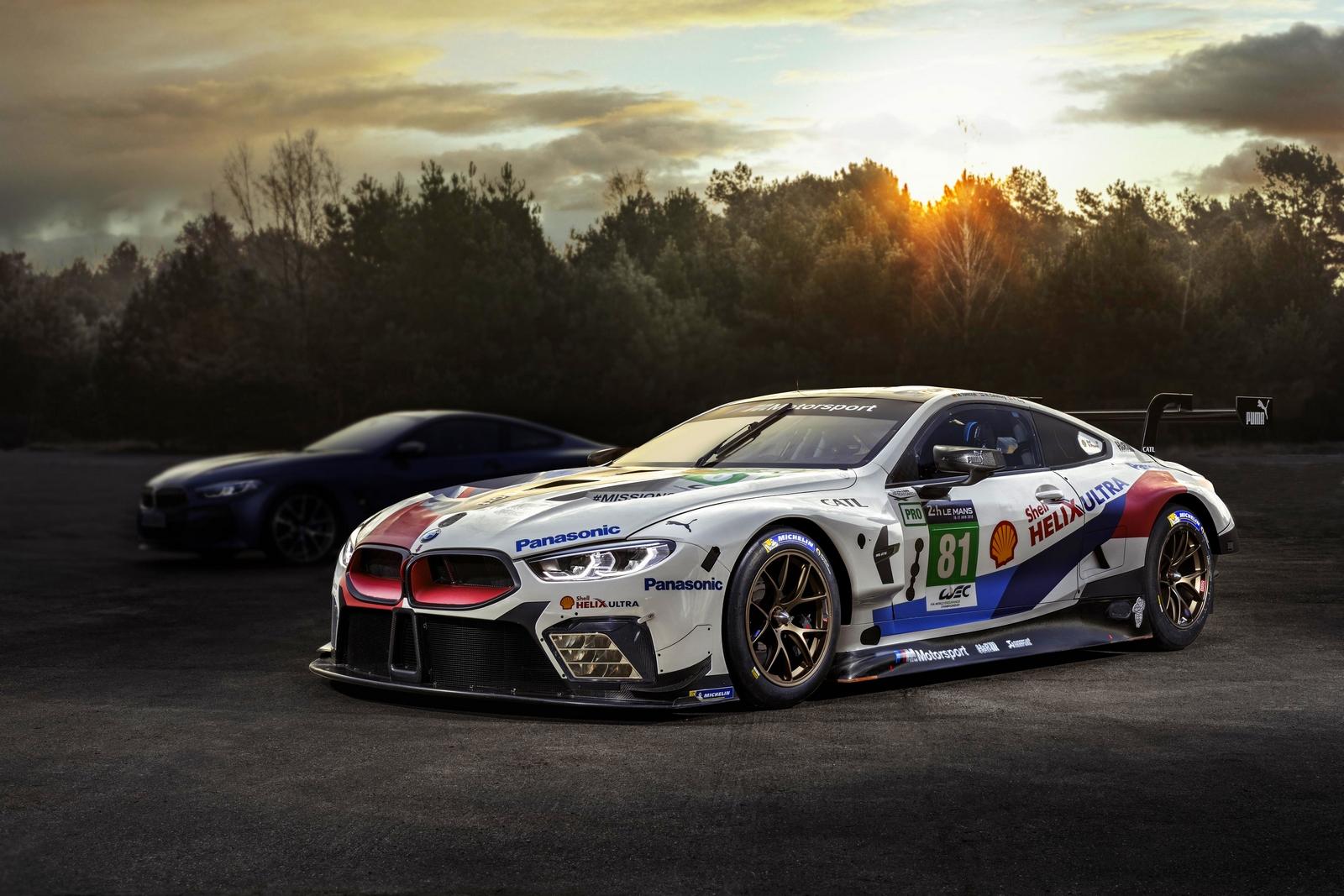 La nouvelle Serie 8 sera dévoilée lors de la semaine mancelle — BMW