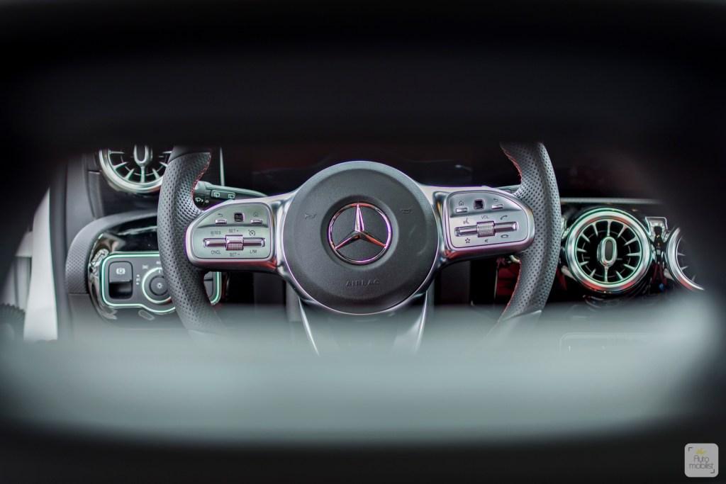 Essai nouvelle Mercedes Classe A 2018 (W177)