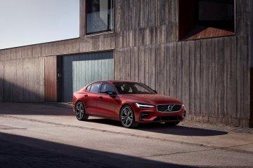 Nouvelle Volvo S60 2018
