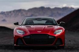 Aston Martin DBS Superlegerra 2018