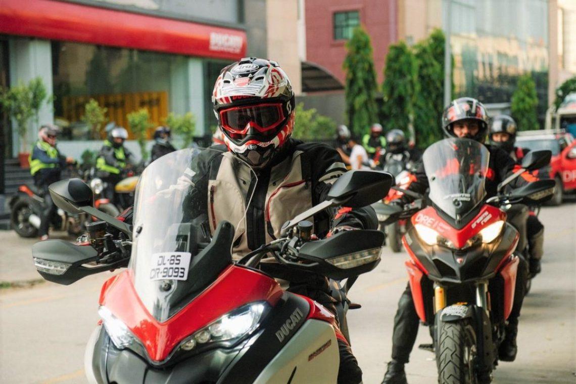 Ducati DRE Dream Tour
