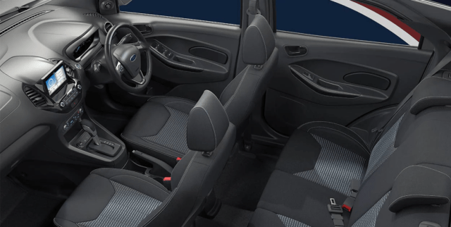 Ford adds new Automatic Variants to Figo