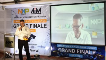 NXP India organises Smart Car Race Design Challenge 2021 for Students.