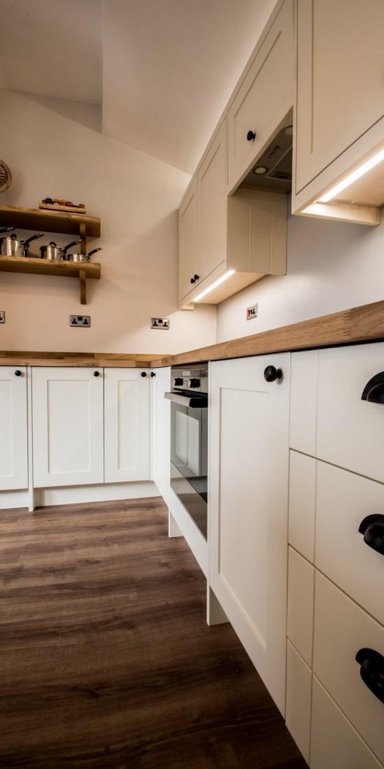 Bespoke shaker Kitchens North Yorkshire