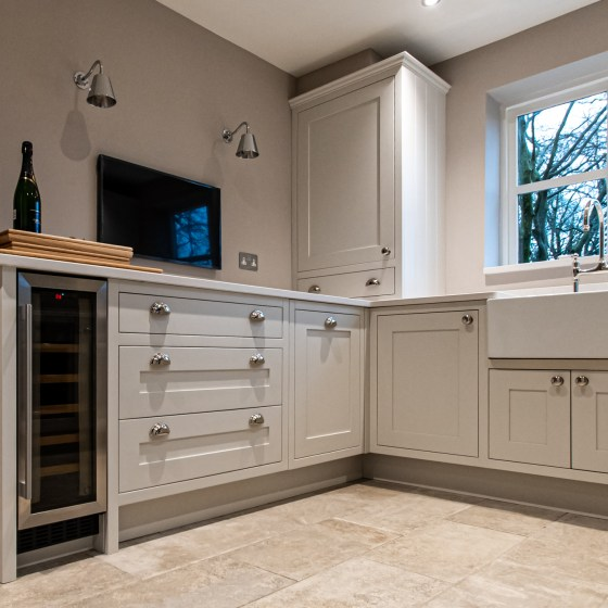 Handmade sustainably built kitchens designed to work for you