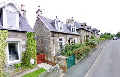 Anderson Road, Selkirk, Scotland