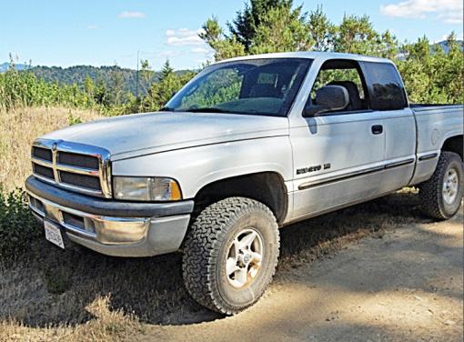 Rodriguez's Truck