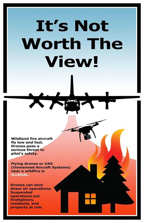 DroneWarning