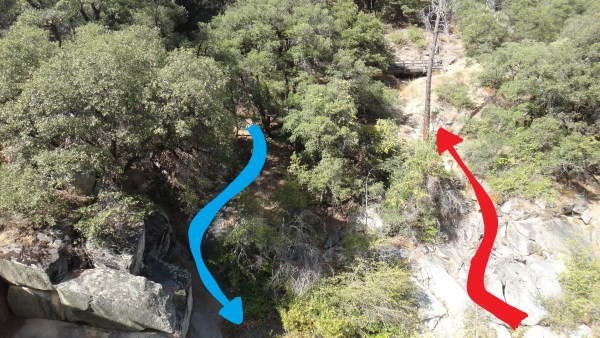 the-pathways-up-and-down-the-bank-of-the-yuba-river