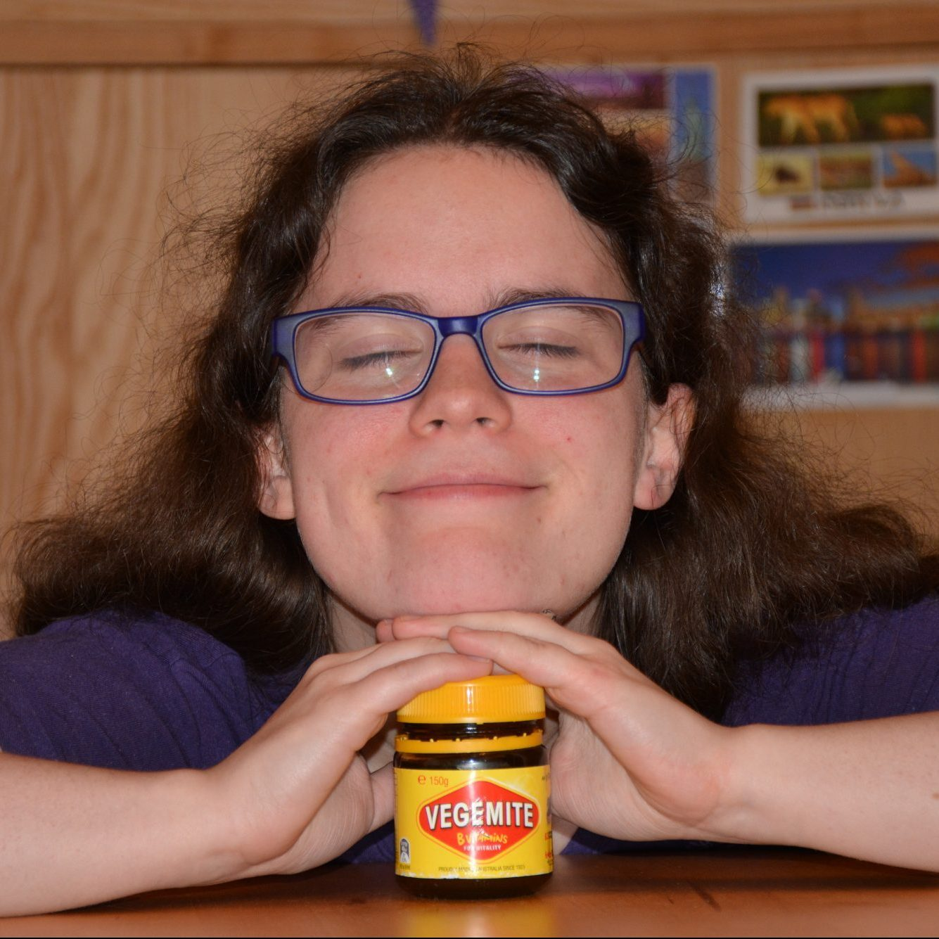 World Tour, Day 268: Let's Catch Up Using Vegemite Pics!
