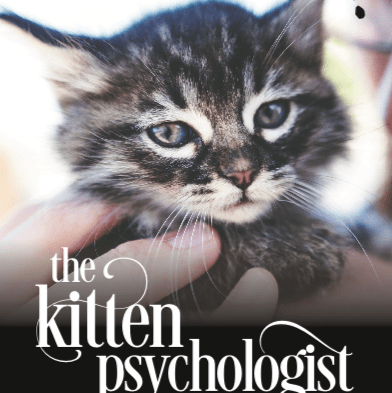 NEW BOOKS: The Kitten Psychologist Series