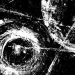 save-the-planet-black-and-white-horizontal-formal-abstract-by-laura-gomez-laura-and-karina-gomez