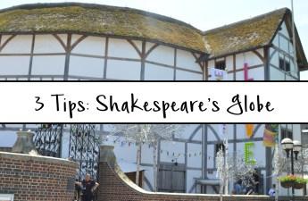 hakespeare's Globe Theatre
