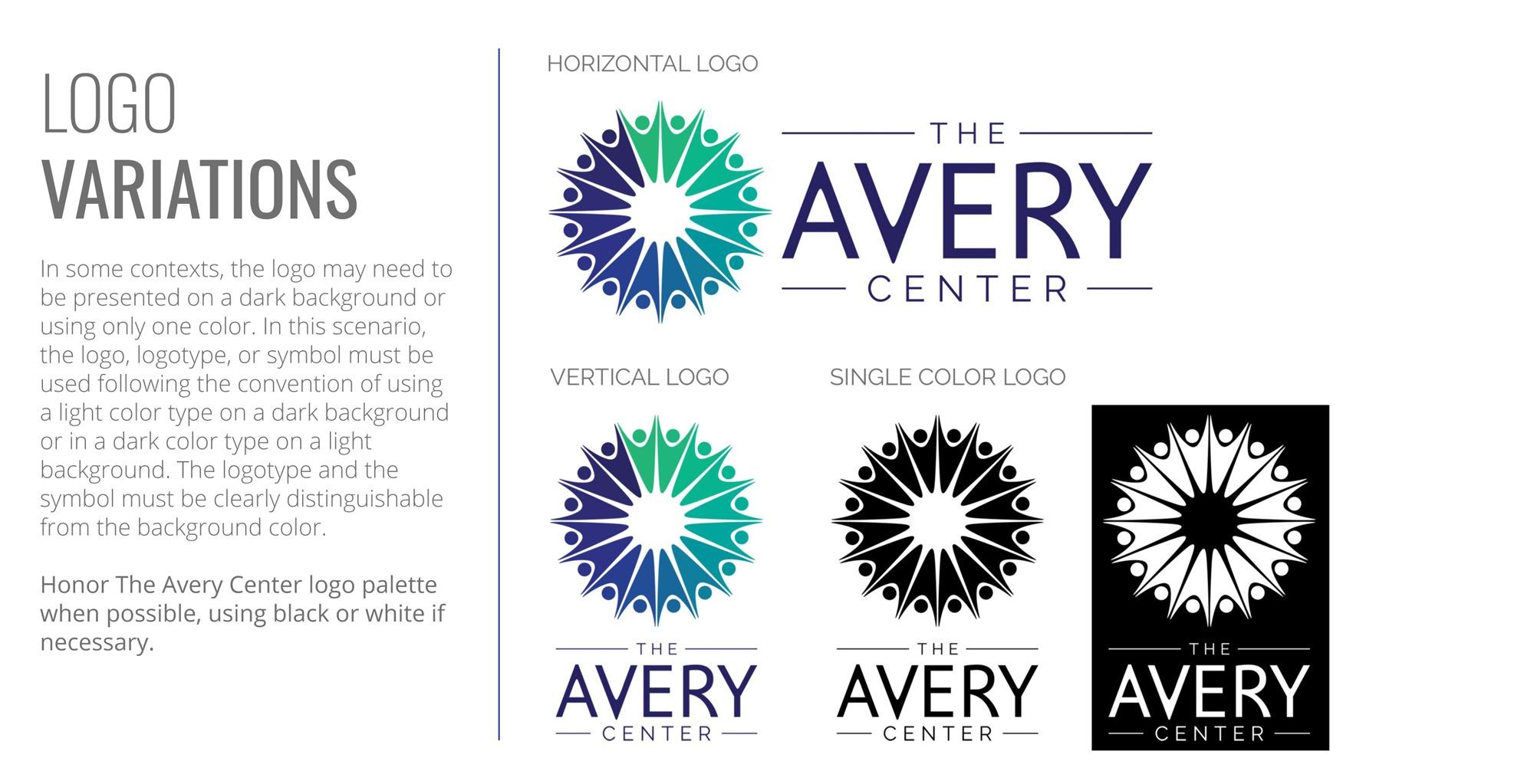 Logo Variations & Usage