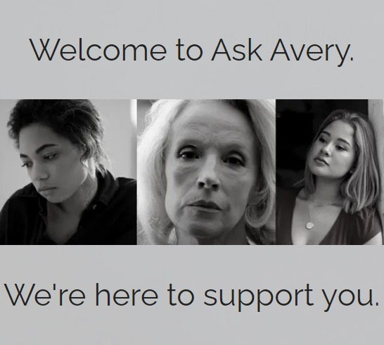 Welcome to Ask Avery 2