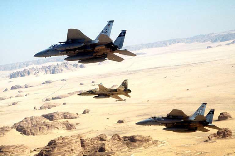 Desert Eagle Storm
