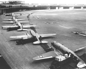 C-47s at Tempelhof Airport Berlin 1948