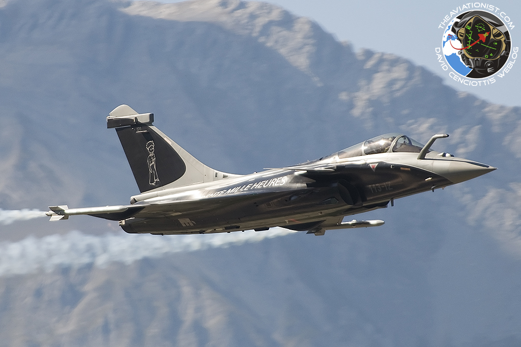 "Breaking: ""The Dassault Rafale has won the Indian Medium"