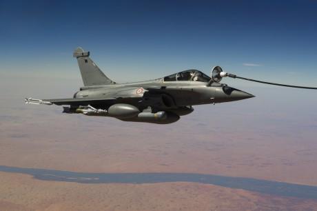 Rafale over Mali