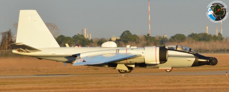 BACN WB-57F side