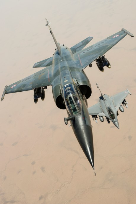 French over Mali