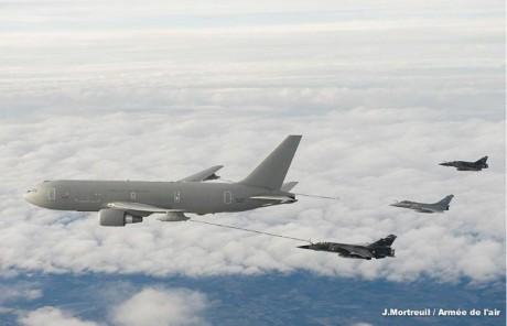 KC-767 qual campaign