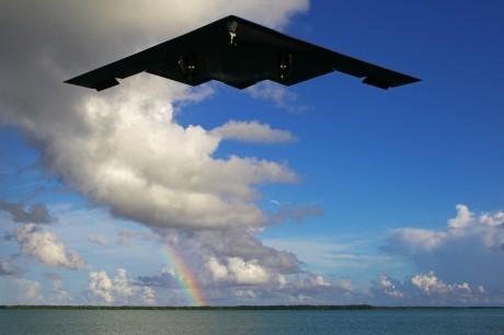 B-2 Guam St. Maarten like