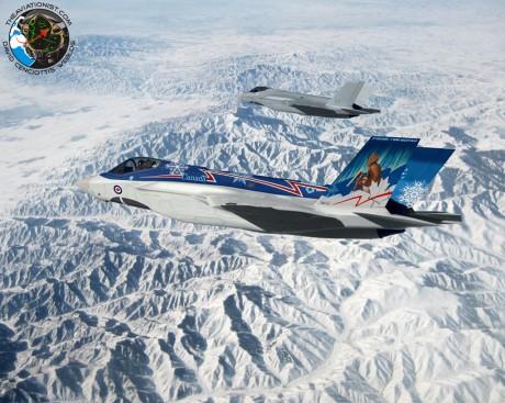 F-35 RCAF special