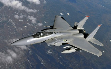 Red Flag-Alaska; F-15
