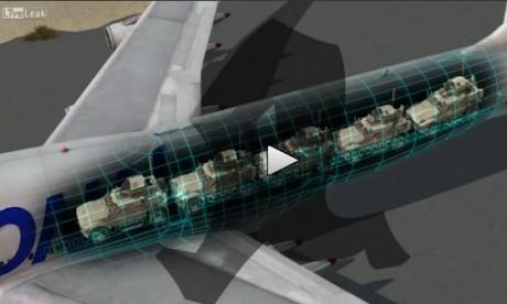 Bagram crash animation