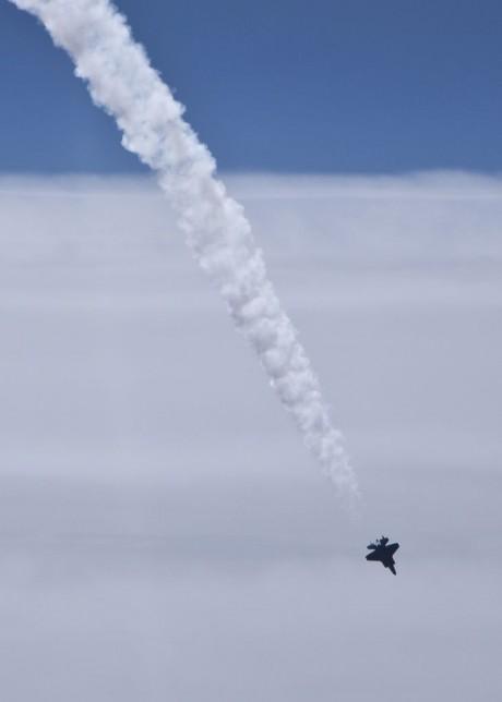 AF-4 Flight 148 Hi AOA