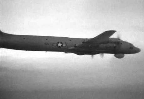 Mystery Airplane of the US Navy - 1 BW