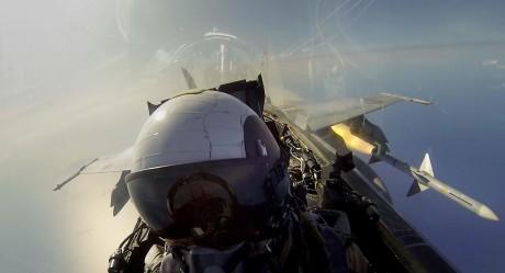 F-18 shooting